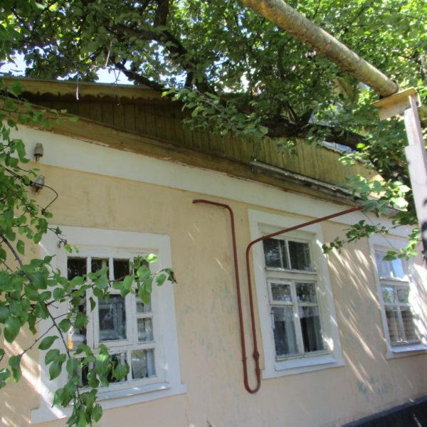 Участок 544 кв.м. с домом по ул. Доватора